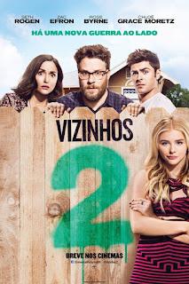 Vizinhos 2 – Legendado (2016)