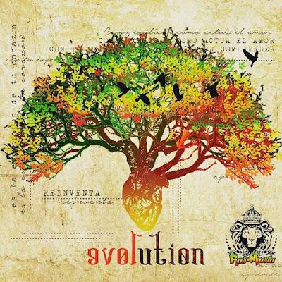 RAS MUSTA - Evolution Love (2016)