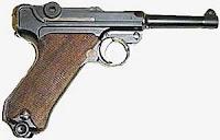 9-мм пистолет Парабеллум Люгер образца 1908 года