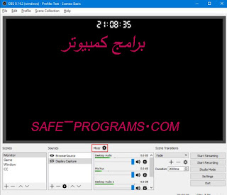 obs studio download free