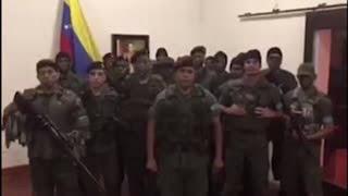 Militares tomam Forte, declaram oposição a Maduro e são assassinados