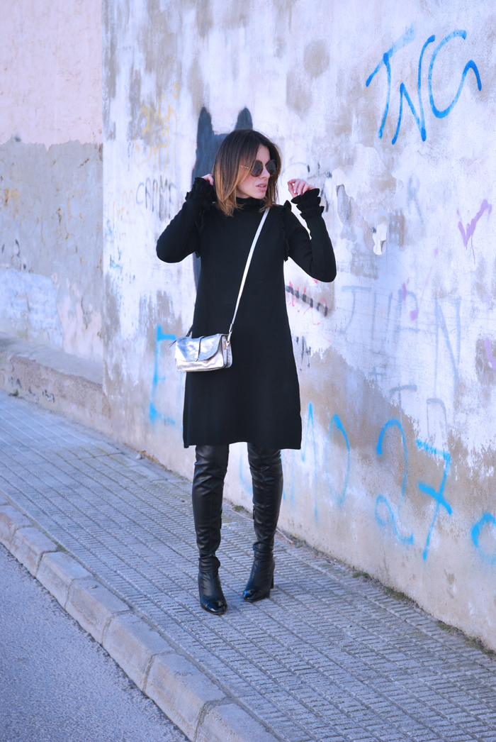 little-black-dress-otk-boots