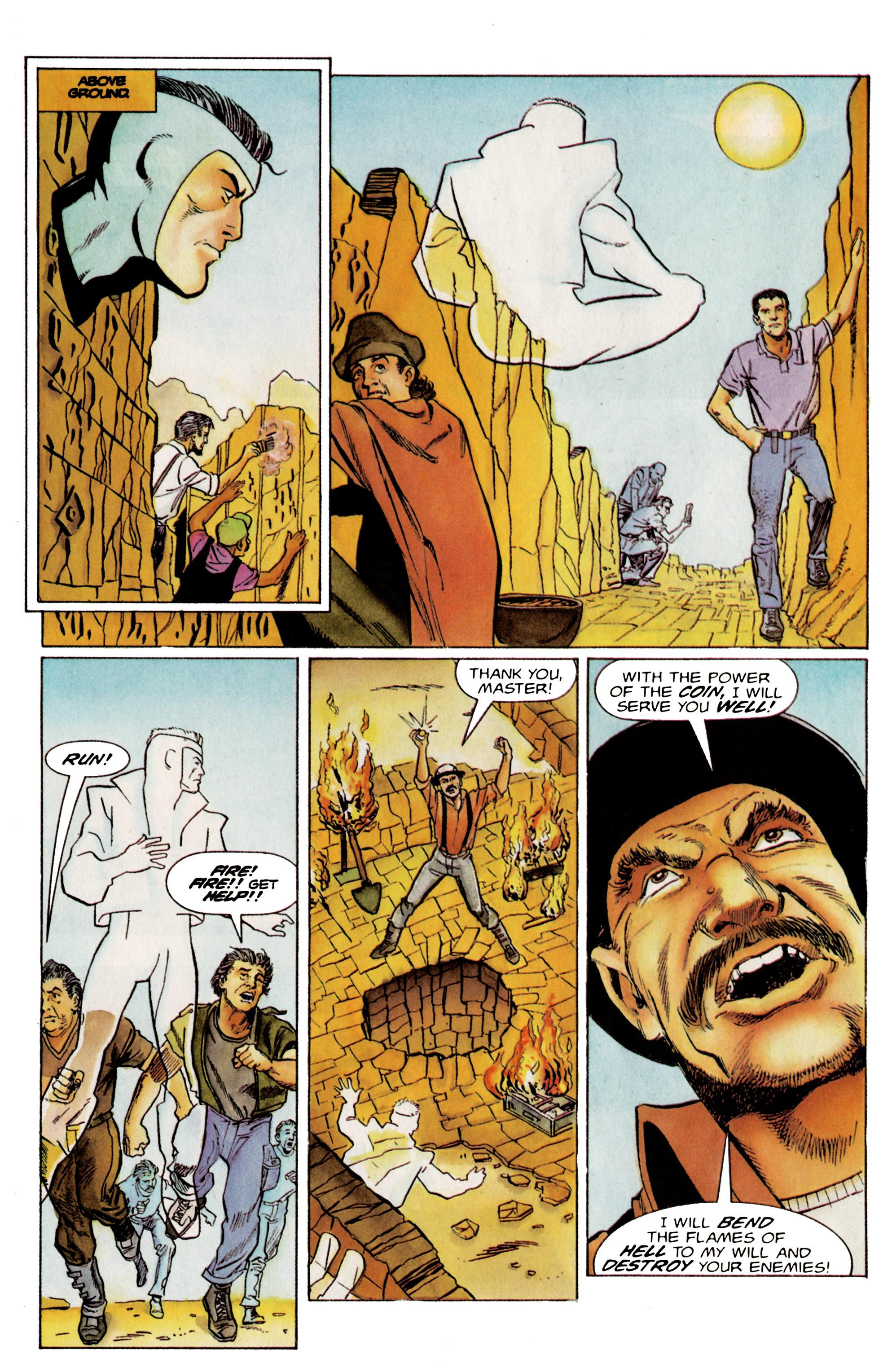 Read online Eternal Warrior (1992) comic -  Issue #19 - 15