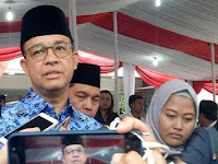 Selalu Dikritik Politikus PDIP, Anies: Pernahkah Dia Memuji Gubernur?