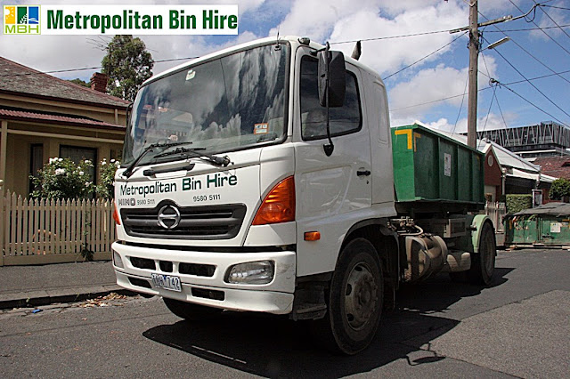 bin hire eastern suburbs, mini skip hire melbourne, rubbish bin hire