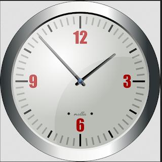 Cara Membuat Jam Dinding dari Bahan Kardus Bekas