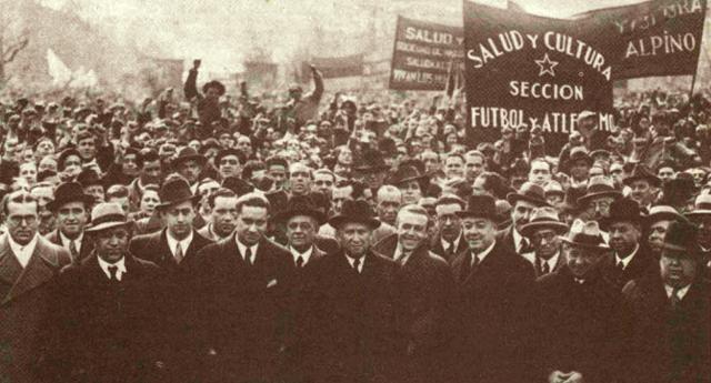 Febrero de 1936: El triunfo del Frente Popular