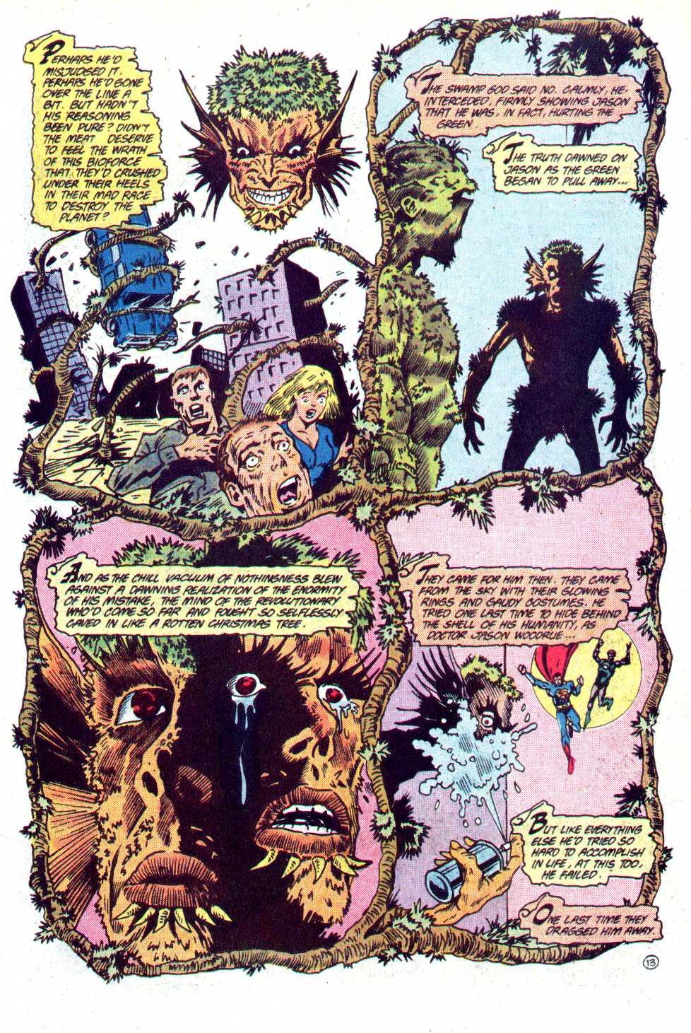 Read online Secret Origins (1986) comic -  Issue #23 - 37
