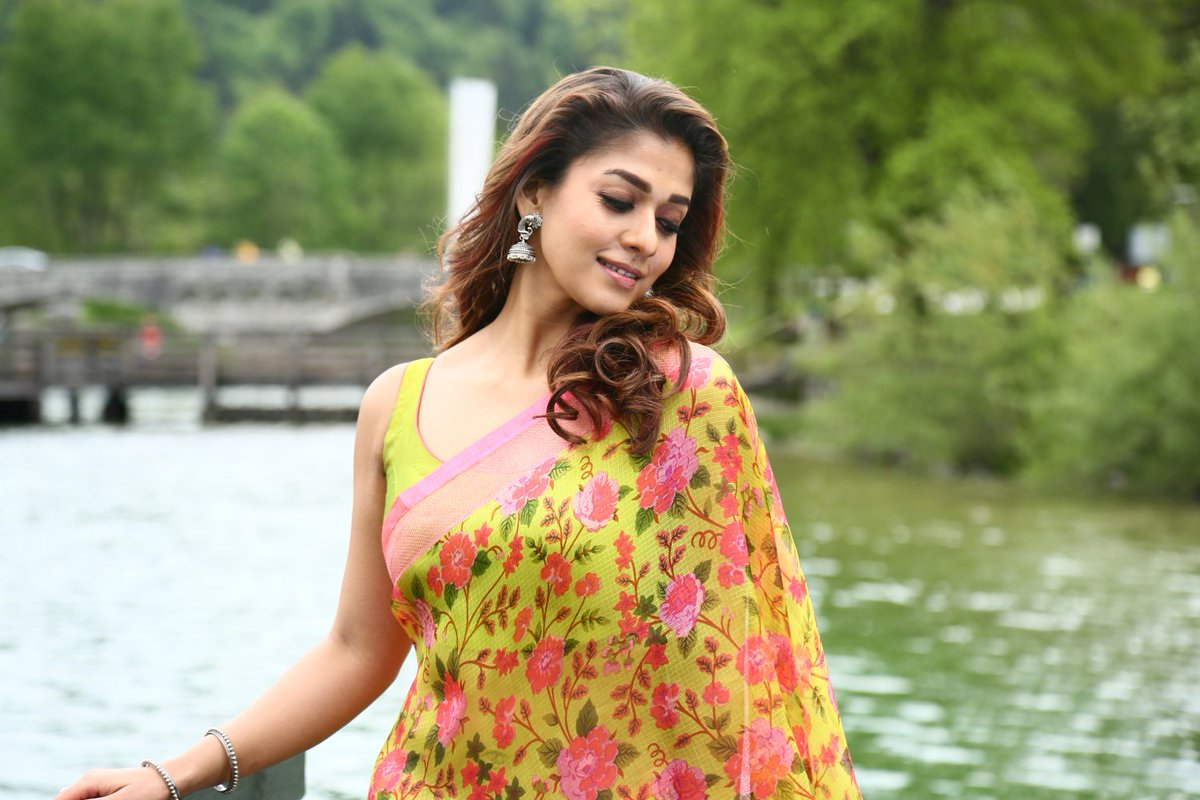 Top 10 Beautiful Hairstyles Of Nayanthara Candy Crow