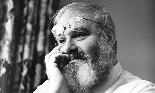 Oliver Sacks in 1986
