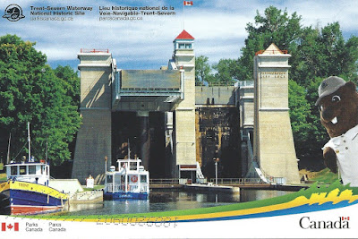 CANADA ~ Trent-Severn Waterway ~