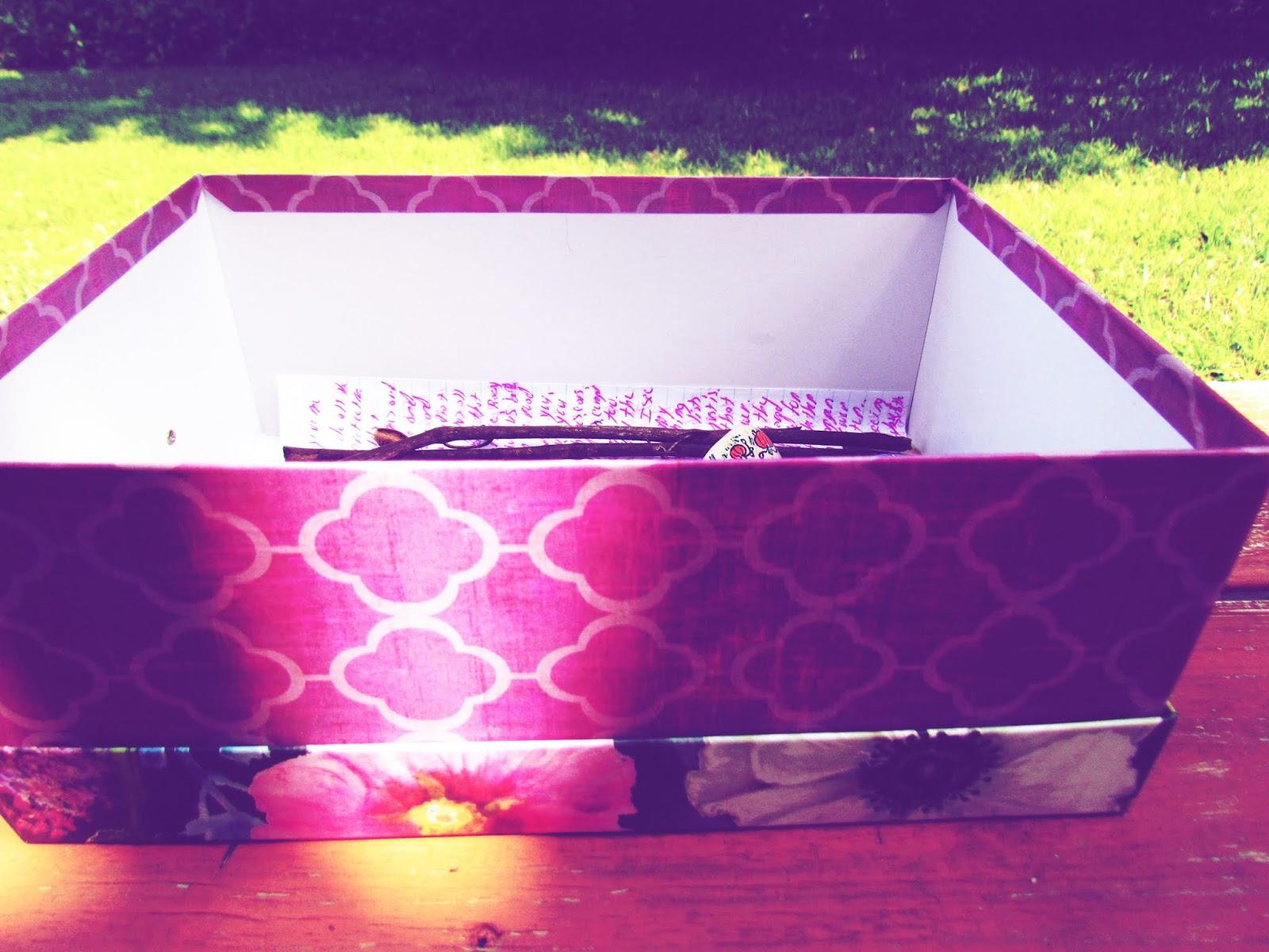 Faerie Box + Faerie Faith and Fairy Magic