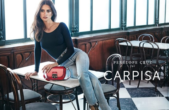 Penelope Cruz Returns for Carpisa Fall 2018 Campaign