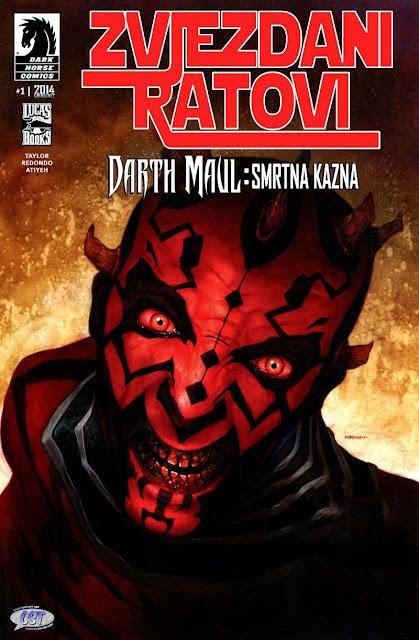 Smrtna kazna 1 (Darth Maul) - Zvjezdani Ratovi