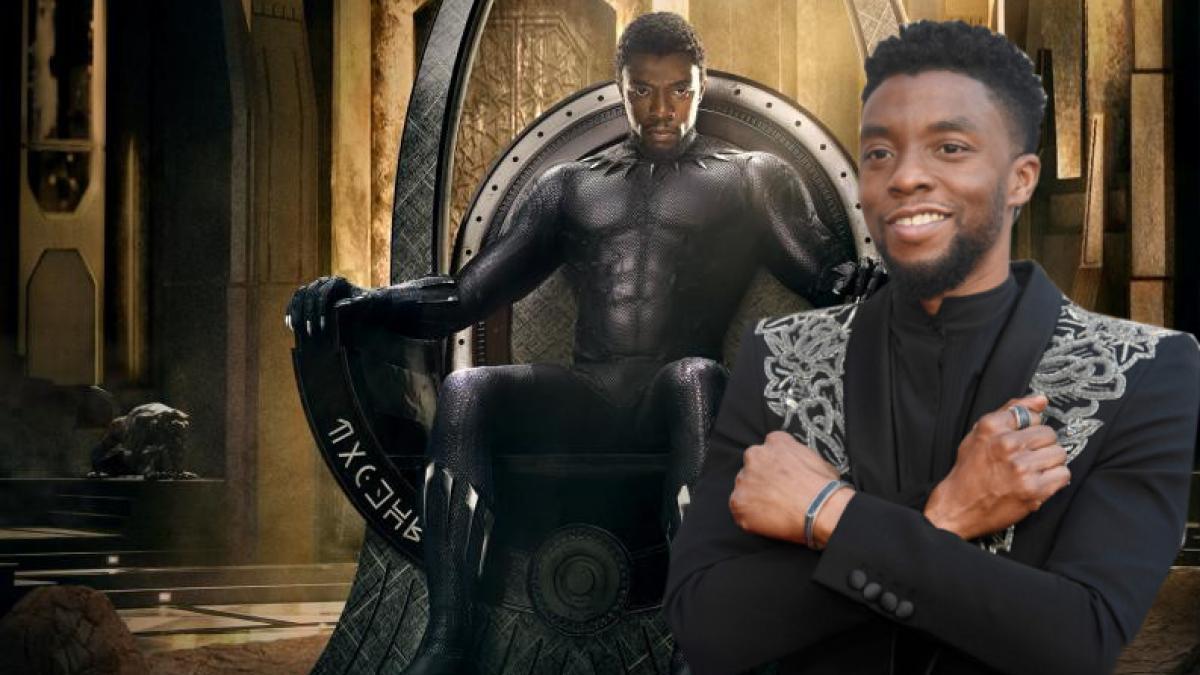 Chadwick Boseman diz que está cansado da saudação de Wakanda