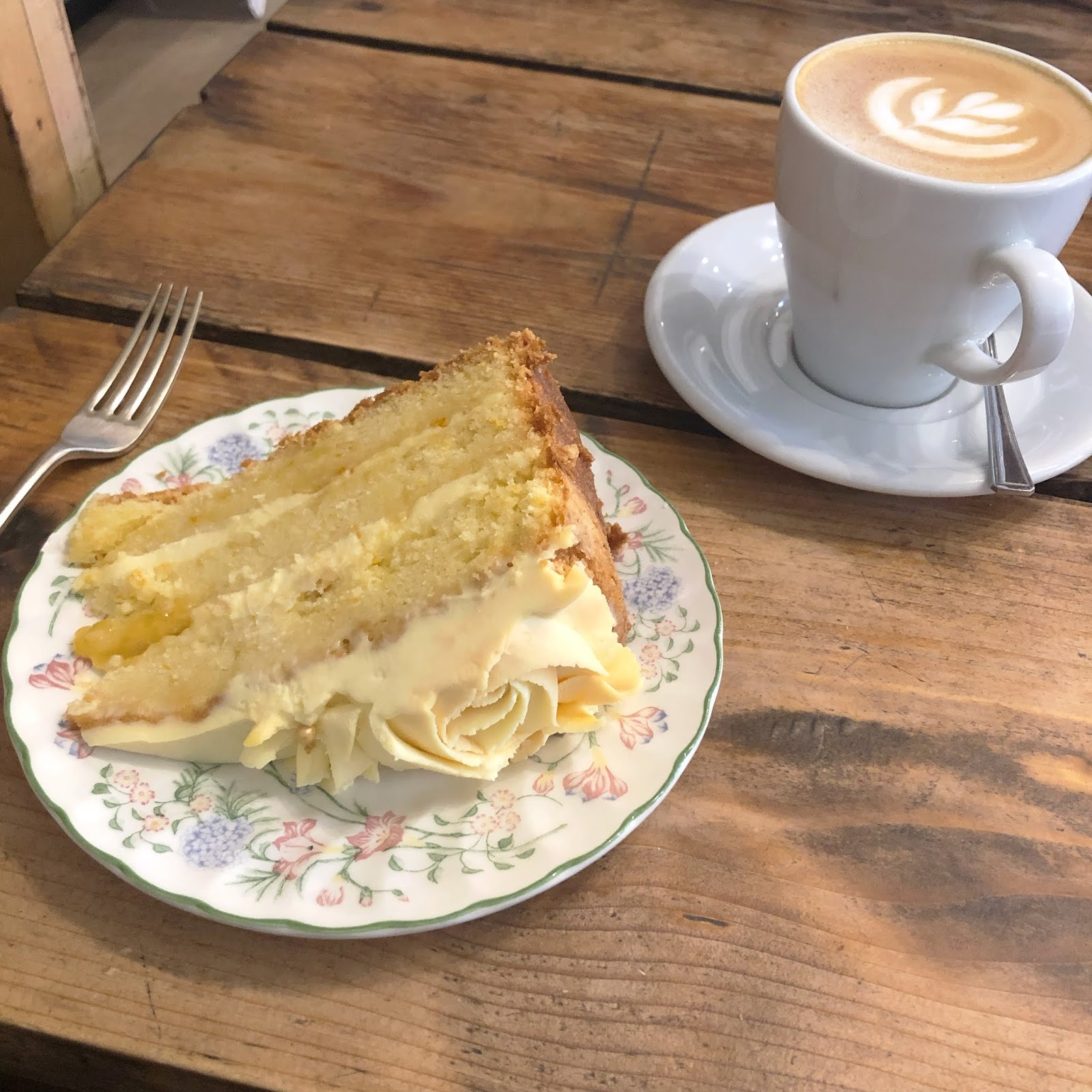 November Days - Cake at Cafe 1901