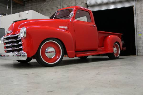 1949 Chevy 3100 Truck restoration