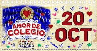 Fiesta Amor de Colegio El Recreo 2018 2