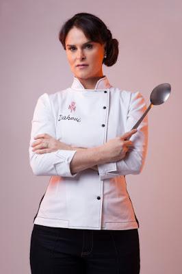 Chef Danielle Dahoui Crédito da Foto: Leonardo Nones