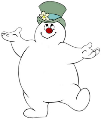 christmas coloring pages frosty the snowman - channel zero the blog holiday homonculae
