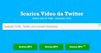 Scaricare video da Twitter su PC, Android e iPhone