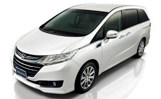 Multi Purpose Vehicle (MPV) Car