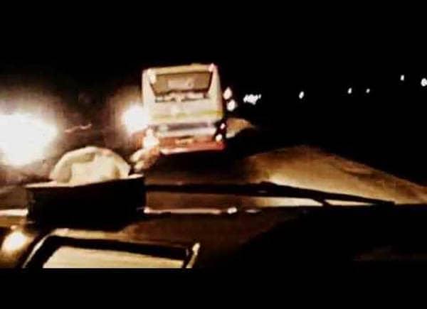 truk bus