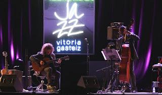 Con gran sabor de boca culminó el Festival de Vitoria / stereojazz