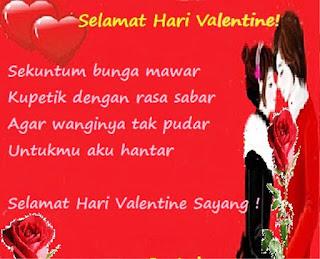 Kata Ucapan Valentine Romantis Buat Pacar