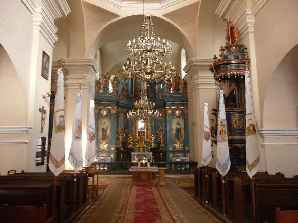 Підгірці. Благовіщенський монастир чину святого Василія Великого. Храм св. Онуфрія