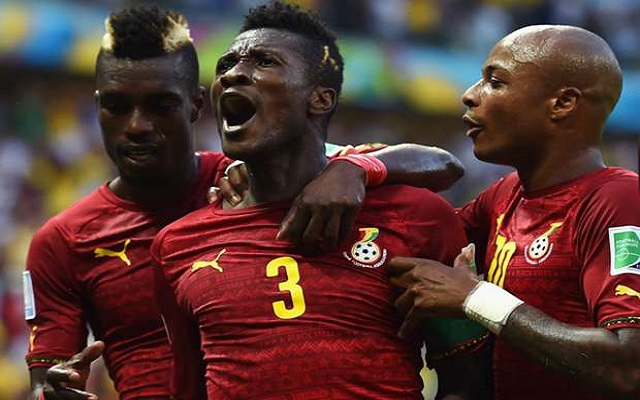 Gyan eyes 50th goal for Ghana