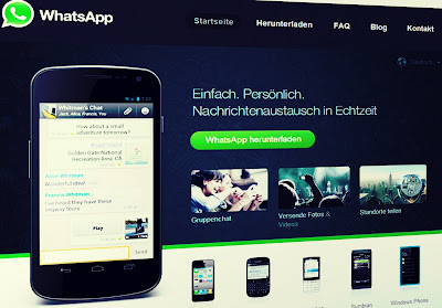 Cara Menggunakkan Whatsapp di Komputer/PC Tanpa Instal software
