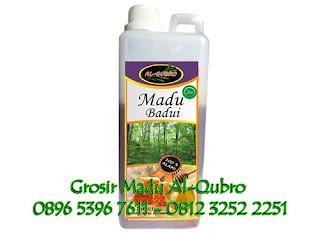 Jual Madu Asli Al Qubro Badui 1 KG