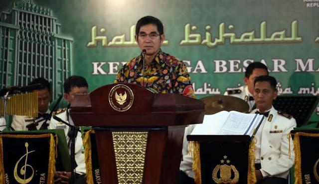 Mantan Ketua MK: Pembubaran HTI Prematur