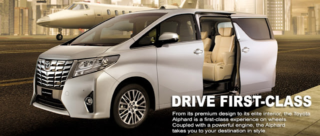 Alphard Price review spec and image