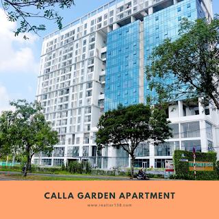 căn hộ 01 phòng ngủ chung cư Calla Garden