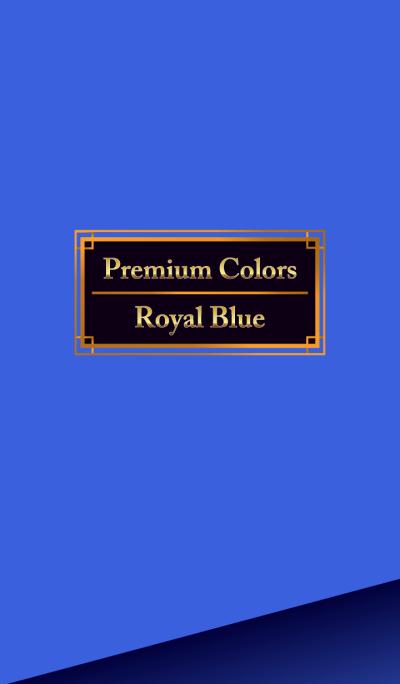 Premium Colors Royal Blue