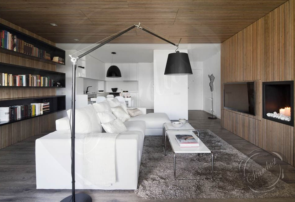 Mega Tolomeo Black Artemide Floor Lamp