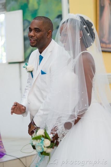 mariage église Petit-Bourg Antilles