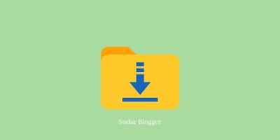 Cara Membuat Box Download Ala Sudar Blogger