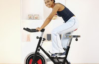 exercise bike for daily health fix at home