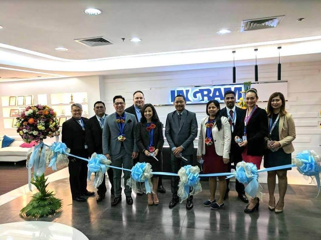 Ingram Micro Inaugurates New Facility in Manila