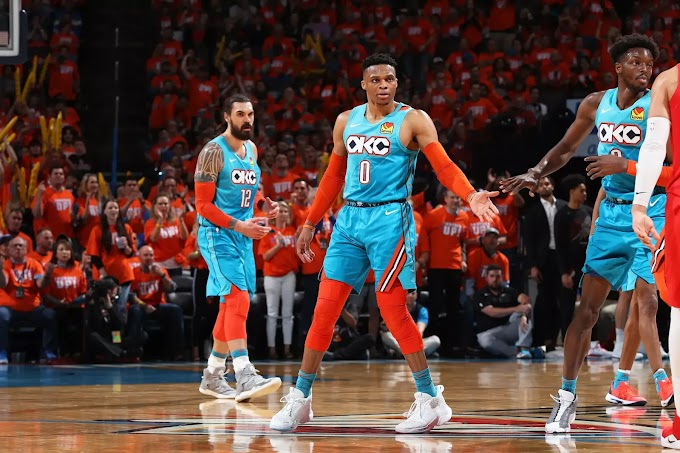 Grades: OKC Thunder rock the baby on the Blazers in Game 3