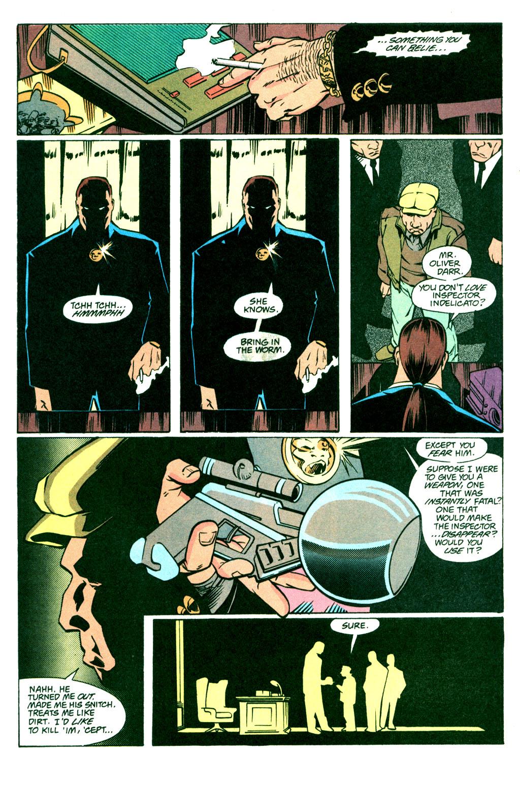 Read online Wonder Woman (1987) comic -  Issue #77 - 9