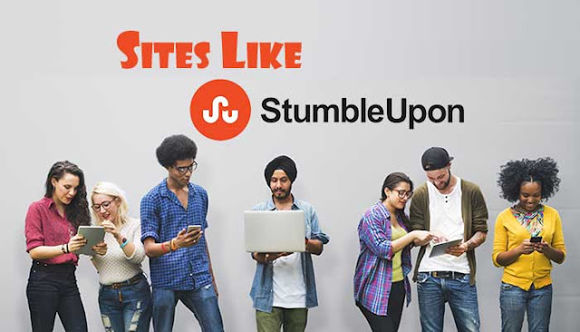 8 Best Sites like Stumbleupon | Amazing Stumbleupon Alternatives: eAskme