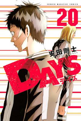 DAYS 第01-20巻 raw zip dl