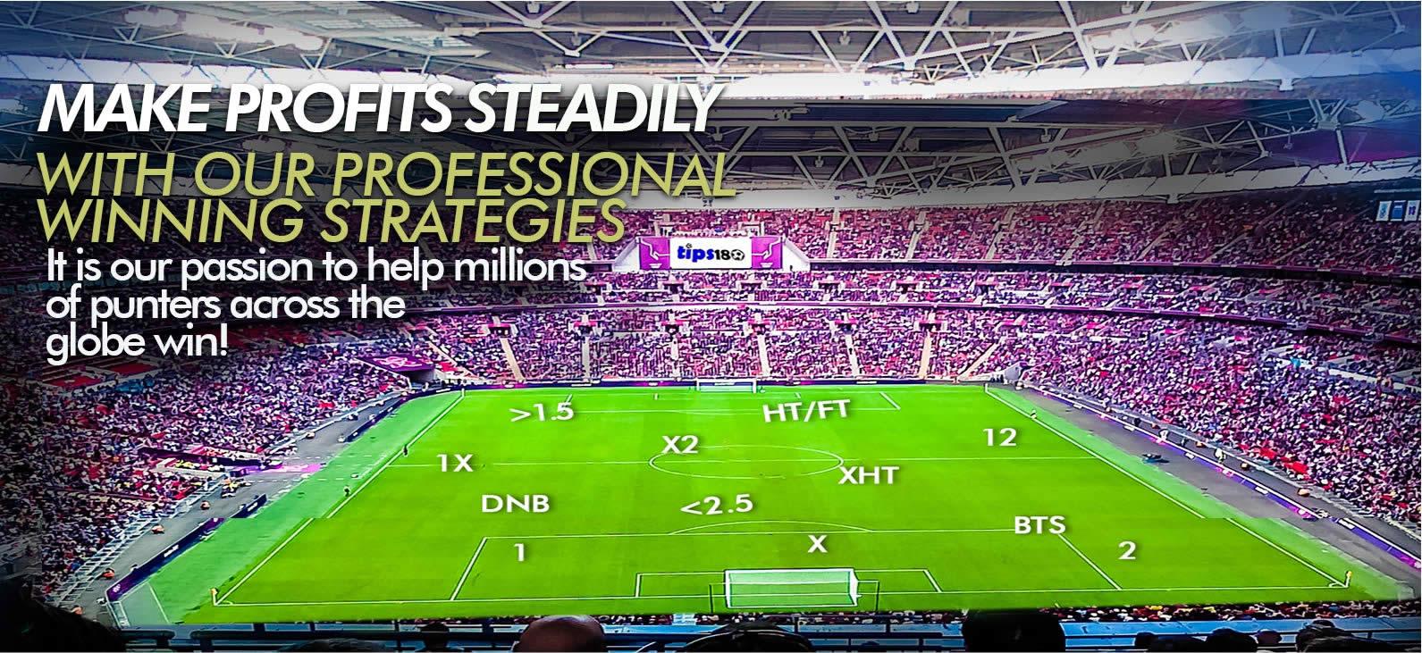 How do 100% sure soccer prediction siteswork?