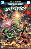 DC Renascimento: Liga da Justiça #11