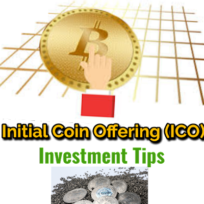 What is Initial Coin Offering (ICO) ? | Benefits and Risks involved under ICO | Best tips to consider before investment in ICO | Digital tokens associated with ICO