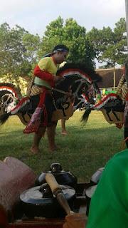 Jaran Kepang Javanese Traditional Dance